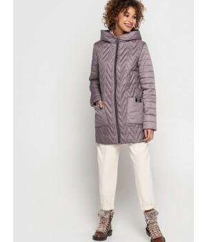 Куртка модель 192 капучіно