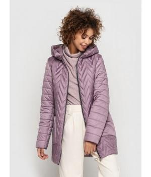 Куртка модель 192 пудра