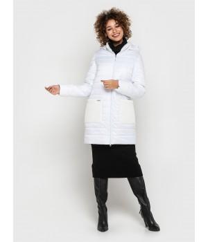 Куртка модель 193 біла