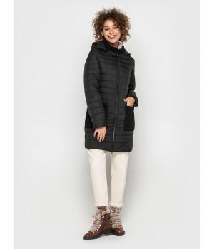 Куртка модель 193 чорна