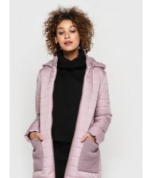 Куртка модель 193 пудра