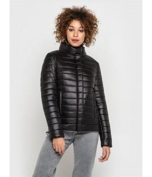 Куртка модель 196 чорна