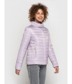 Куртка модель 196 рожевий лід