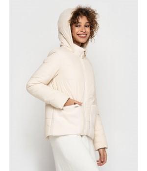 Куртка модель 204 молоко
