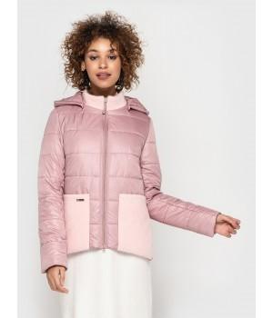 Куртка модель 204 рожевий