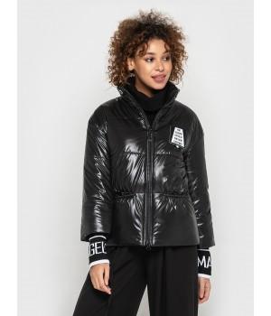 Куртка модель 205 чорна