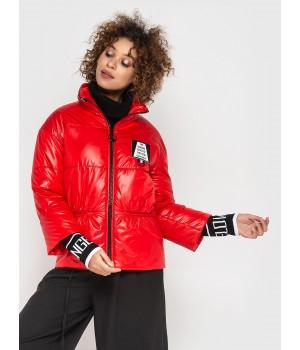 Куртка модель 205 червона