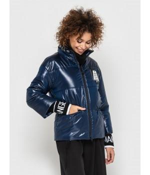 Куртка модель 205 синя
