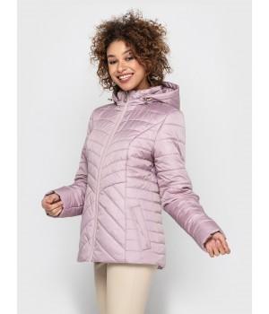 Куртка модель 194 пудра