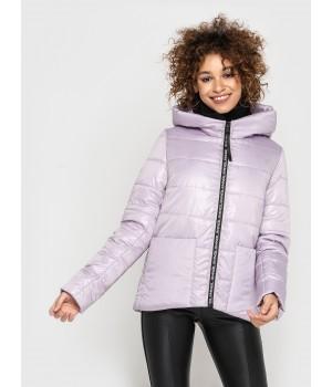 Куртка модель 188 рожевий лід