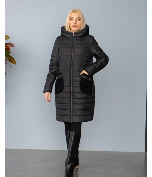 Куртка модель 211 черний