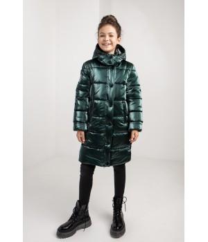 Куртка модель Ульяна изумруд