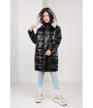 Куртка модель Ульяна черный