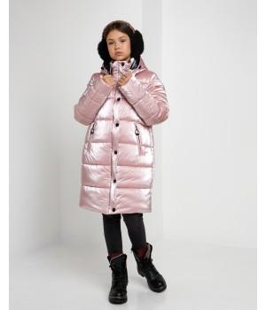 Куртка модель Ульяна пудра