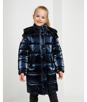 Куртка модель Ульяна темно-синий