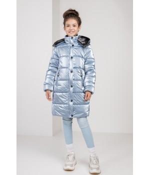 Куртка модель Ульяна светлый джинс