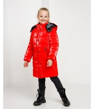 Куртка модель Ульяна красный