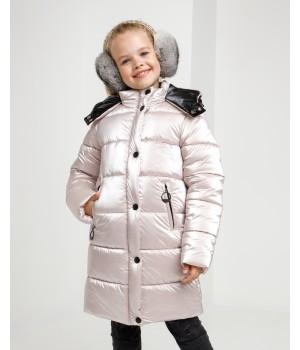 Куртка модель Ульяна жемчуг