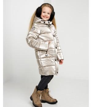Куртка модель Ульяна платина