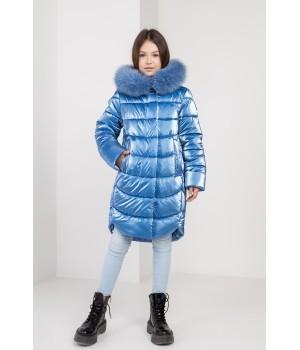 Куртка модель София джинс