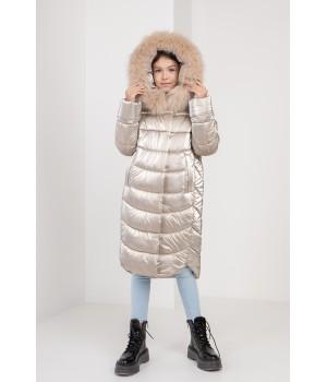 Куртка модель София платина