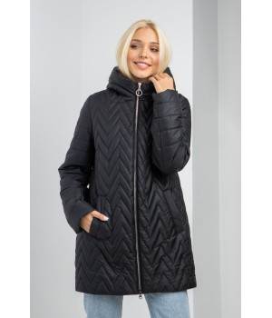 Куртка модель 183 чорний