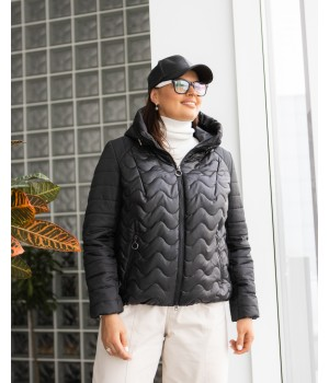 Куртка модель 229 чорний