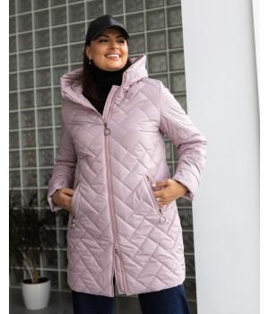 Куртка модель 234 пудра