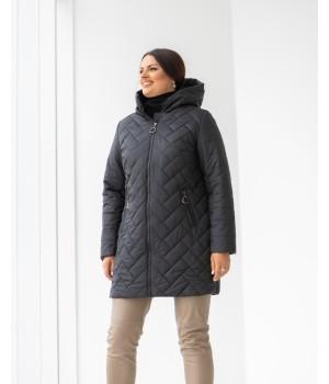 Куртка модель 234 чорний