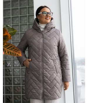Куртка модель 234 капучино