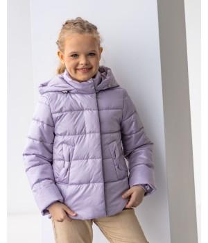 Куртка модель Міра лавандовий
