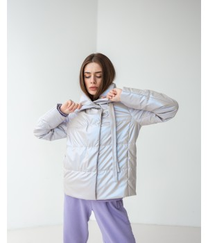 Куртка модель 235 латте