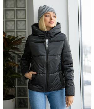 Куртка модель 232 чорний