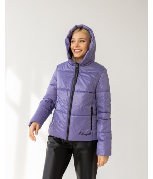 Куртка модель 232 лаванда