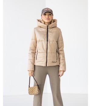 Куртка модель 232 крем-брюле