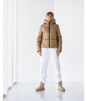Куртка модель 232 карамель