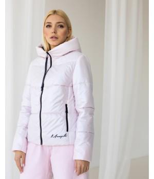 Куртка модель 232 premium молоко