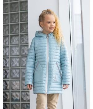 Куртка модель Кароліна м'ята