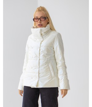 Куртка модель 236 пломбір