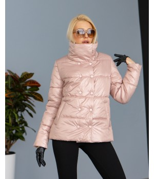 Куртка модель 236 нюдовий