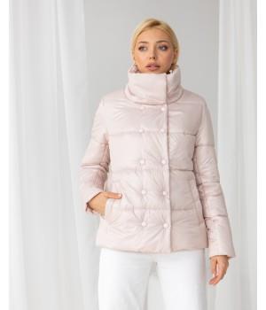 Куртка модель 236 рожевий пломбір