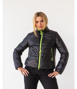 Куртка модель 242 чорний