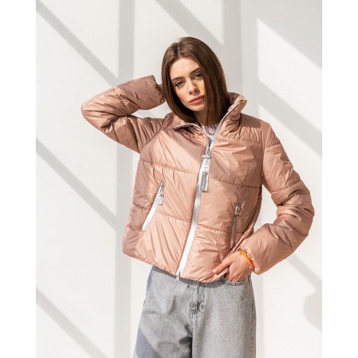 Куртка модель 243 Dior пудра