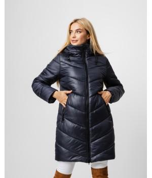 Куртка модель 260 темно-синій