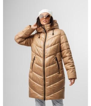 Куртка модель 260 карамель