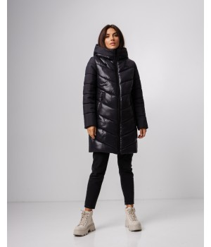 Куртка модель 260 чорний