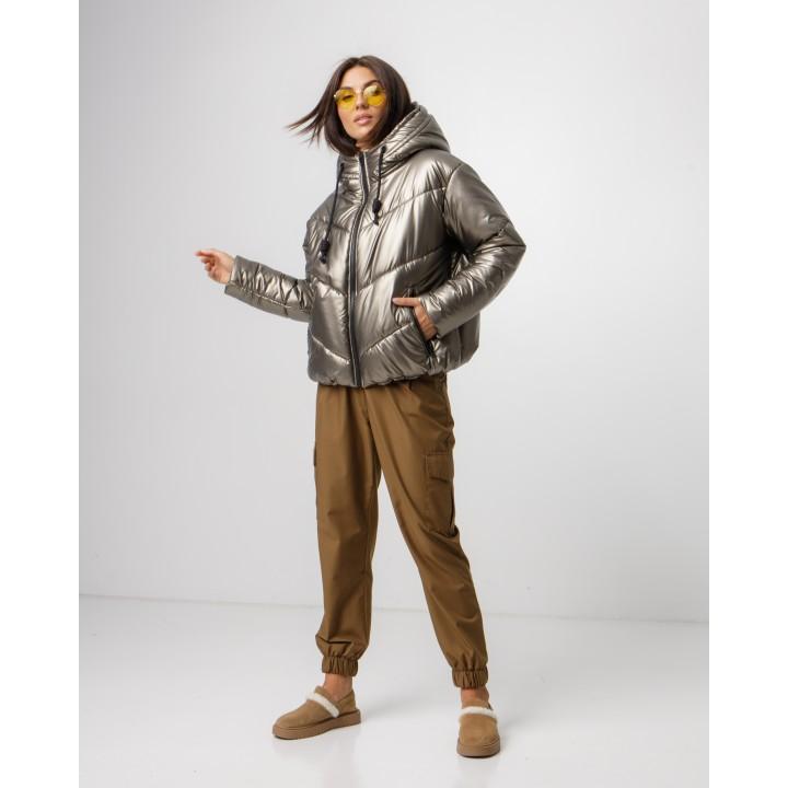 Куртка модель 263 Kenzo платина