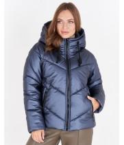 Куртка модель 263 синій