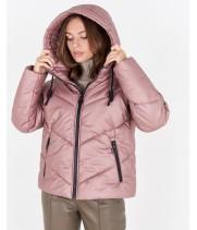 Куртка модель 263 темная пудра