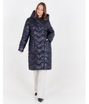 Куртка модель 271 темно-синій